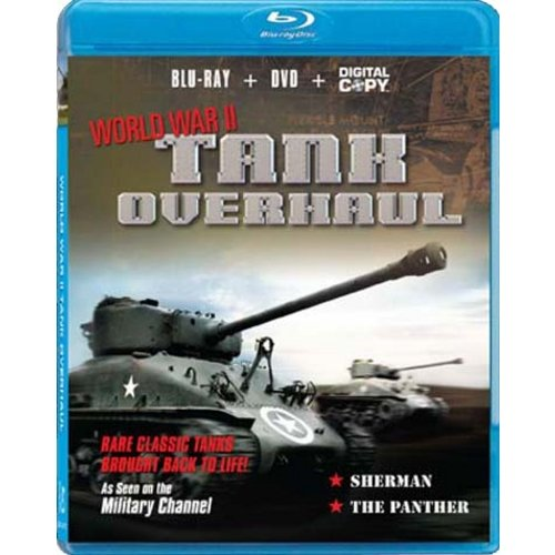 World War II: Tank Overhaul (Blu-ray)