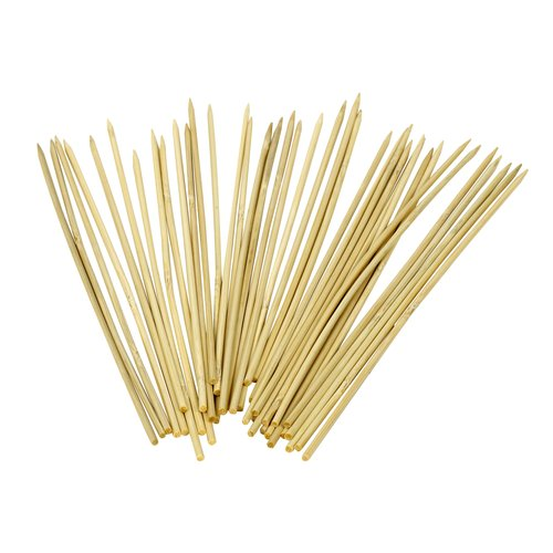 "PAO! 110pc 10"" Bamboo Skewers"