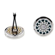 Cobweb Pattern Car Styling Outlet Perfume Clips Vent Air Freshener Purifier Perfume Essential Oil Diffuser
