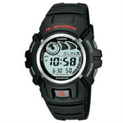 Men's G-Shock Watch With Afterglow Backlight, Black Resin