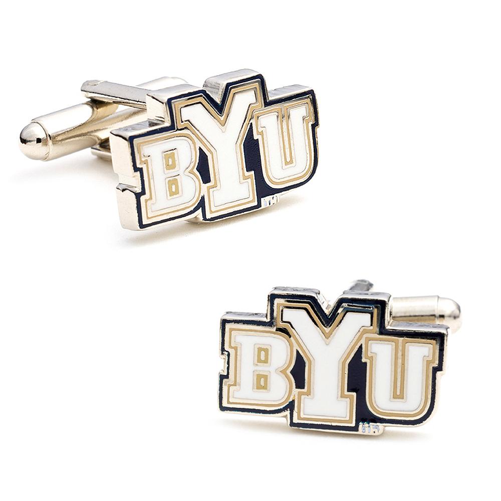 NCAA - BYU Cougars Cufflinks