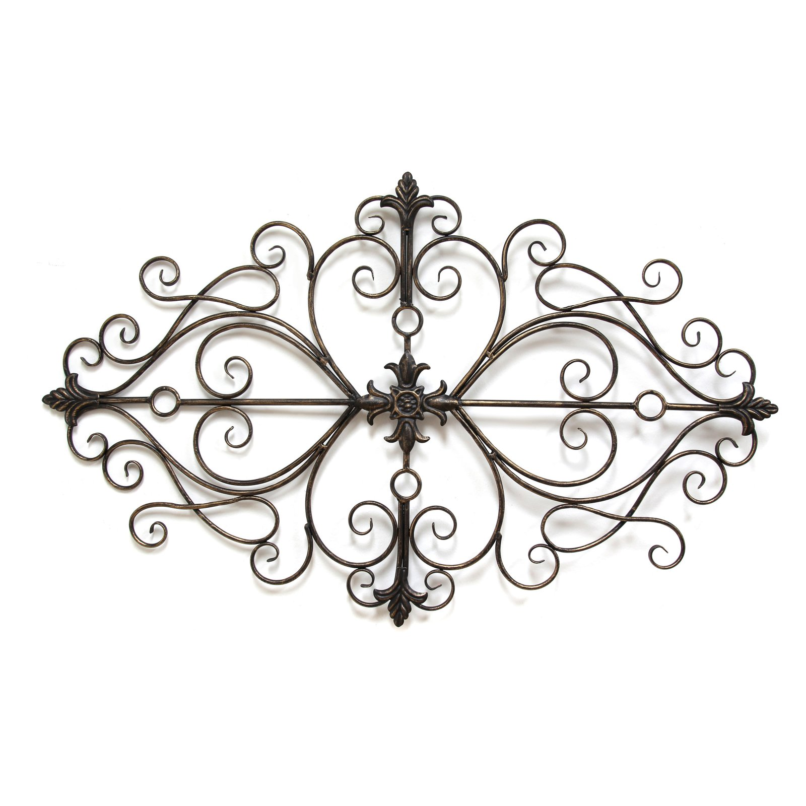 Stratton Home Decor Traditional Scroll Wall Decor by Stratton Home Decor