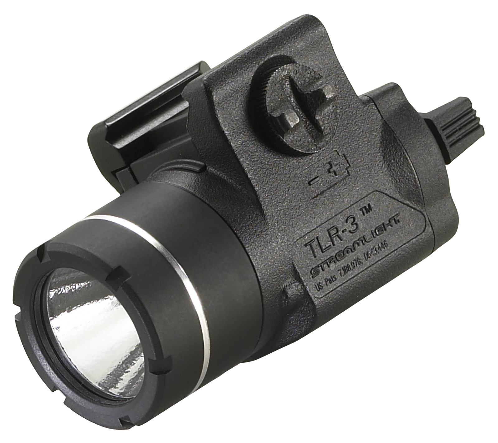 Streamlight TLR-3 Compact Rail Mounted 69220 Tactical Light C4 LED 125 Lumens by Streamlight