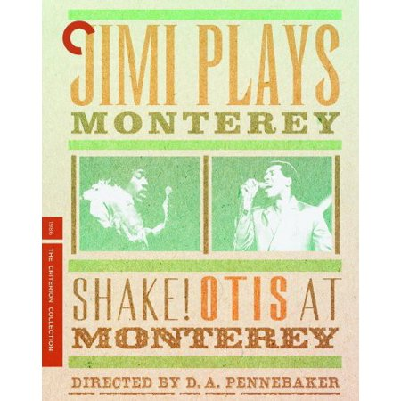 Joplin Collection - Plays Monterey and Shake Otis at Monterey (Criterion Collection) (Blu-ray)