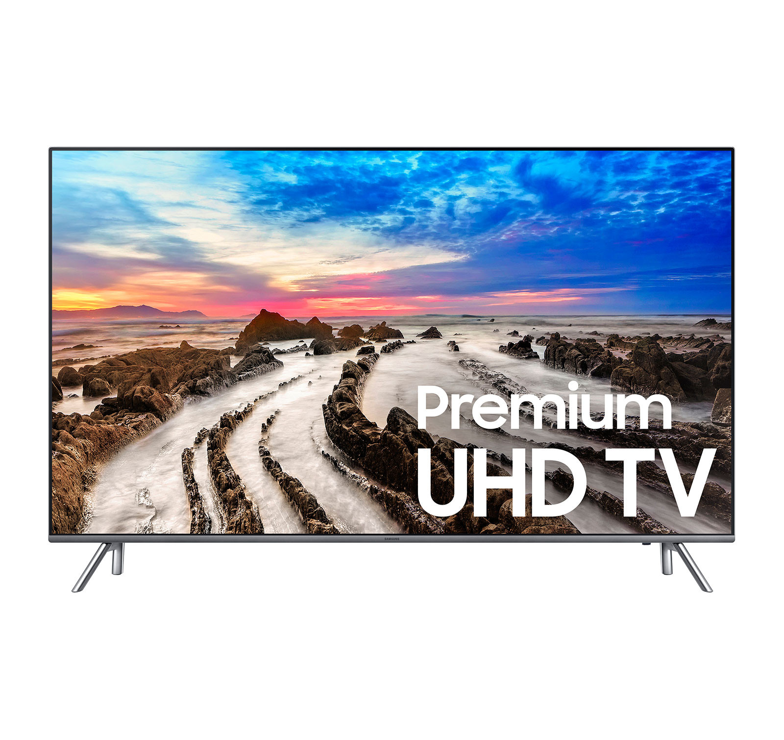 """Refurbished Samsung 65"""" Class 4K (2160P) Smart LED TV (UN65MU800DFXZA)"""