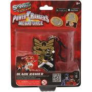 Power Rangers-dis Power Rangers 1pk W/pwrup Coin Black