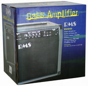 RMS 40 WATT BASS AMP