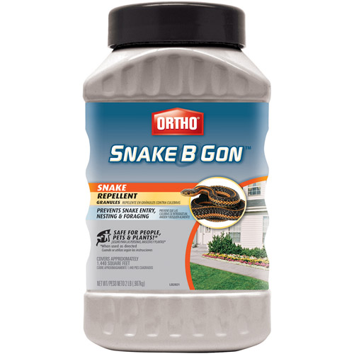 Ortho Snake B Gon Snake Repellent Granules, 2 lbs