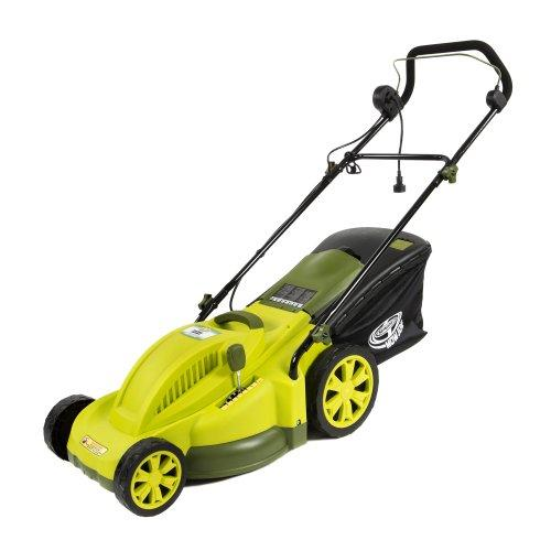 "Snow Joe MJ403E 17"" 13 Amp Electric Mower"