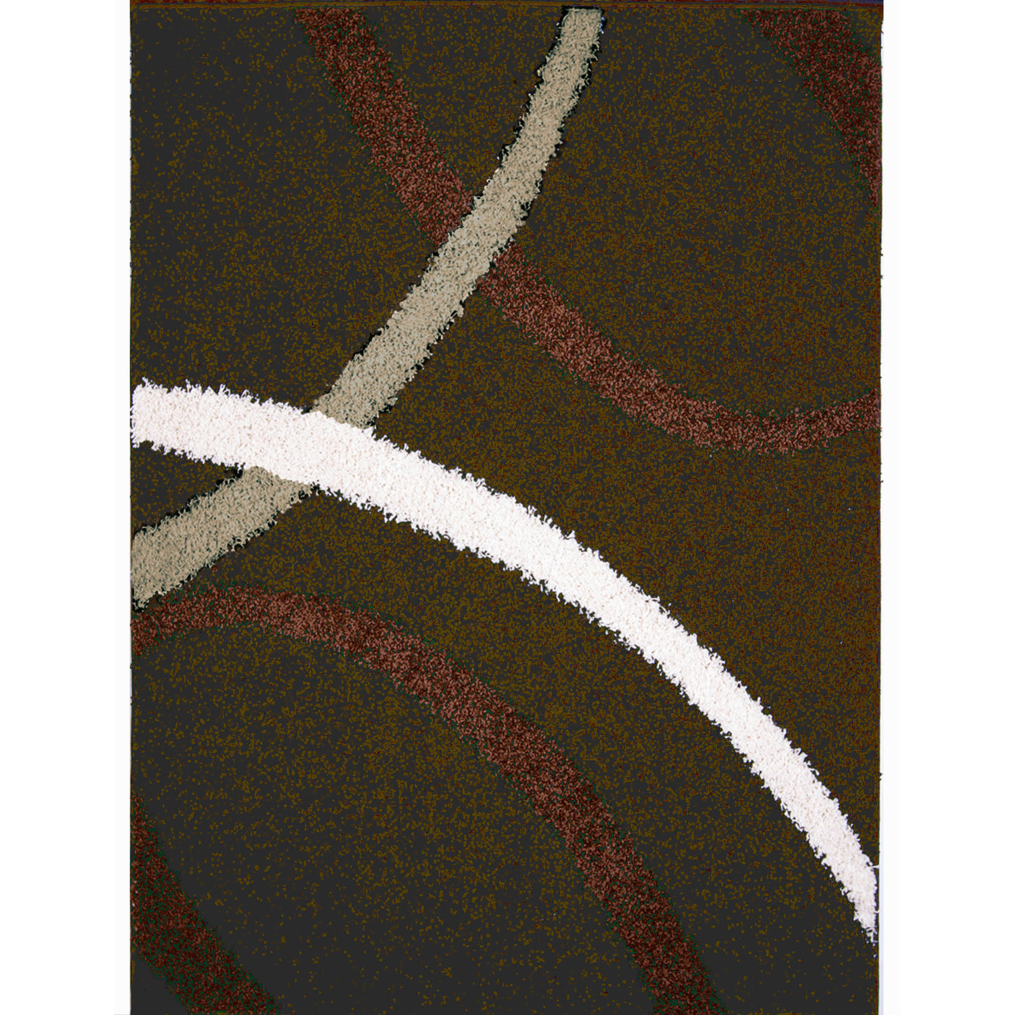 Home Dynamix Synergy Collection Contemporary Area Rug by Home Dynamix