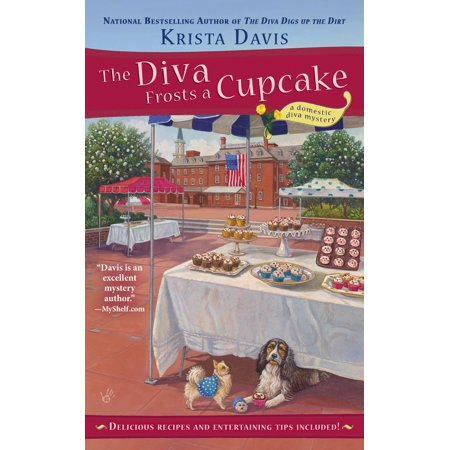 The Diva Frosts a Cupcake - eBook