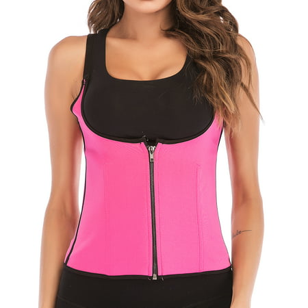 76ee44621a9f11 SAYFUT Women's Double Control Waist Trainer Shapewear WYOB Shaping Brief  Weight Loss Adjustable Vest Body Shaper