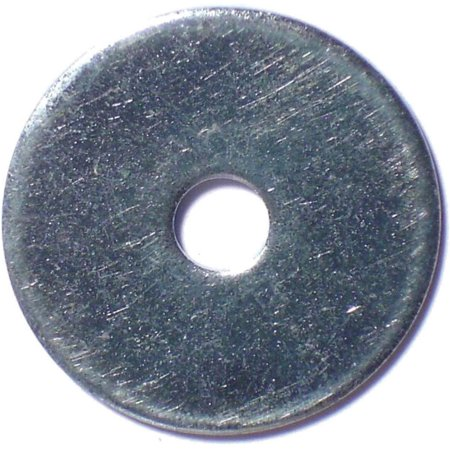 Midwest 21422 Fender Washer  3 16 In X 1 In  Zinc Plated