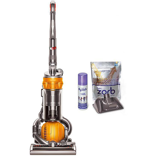 Dyson DC25 Bagless Upright Vacuum Cleaner with Bonus Accessory Kit