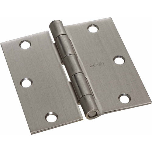 Stanley Hardware 690277 Door Hinge with Removable Pin