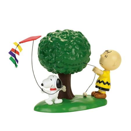 Department 56 Peanut Village Good Grief 4057273 Snoopy Charlie Brown (Dept 56 Peanuts Halloween)