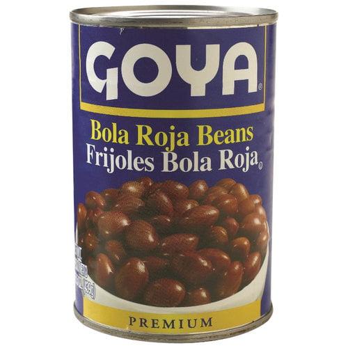 Goya Bola Roja Premium Beans, 15.5 oz - Walmart.com