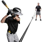 SKLZ Zip-N-Hit Pro Controlled Pitch Baseball Batting Trainer by SKLZ