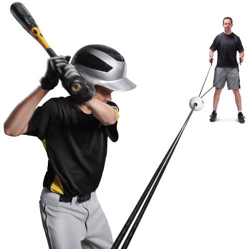 SKLZ Zip-N-Hit Controlled Pitch Baseball Batting Trainer
