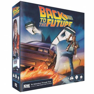 Back to the Future: An Adventure Through Time - Halloween Adventure Game