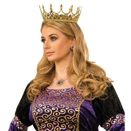 Royal Queen Crown, Gold](Royal Queen Crown)