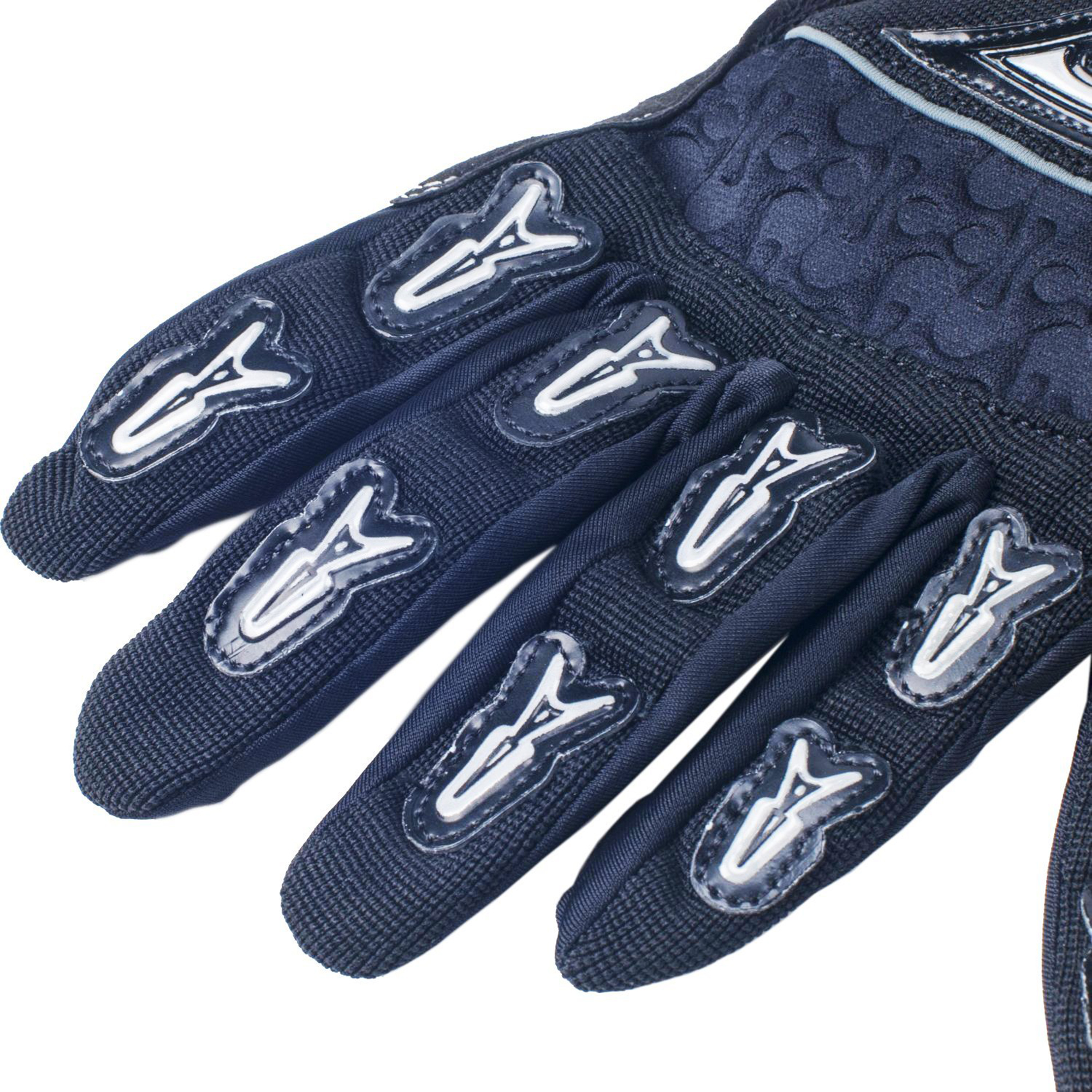 WEANAS Roswheel Professional Men's Cycling Gloves Thermal Softshell Lite Glove Black Gray (X-large) by Weanas