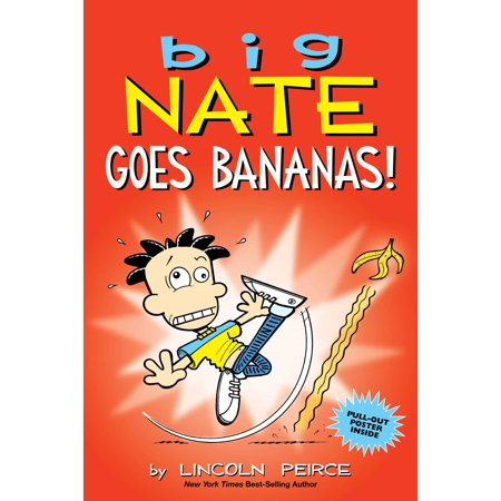 Big Nate Goes Bananas! (Paperback) (Best Way To Keep Bananas From Ripening)