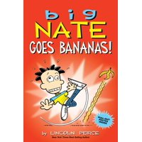 Big Nate Goes Bananas! (Paperback)