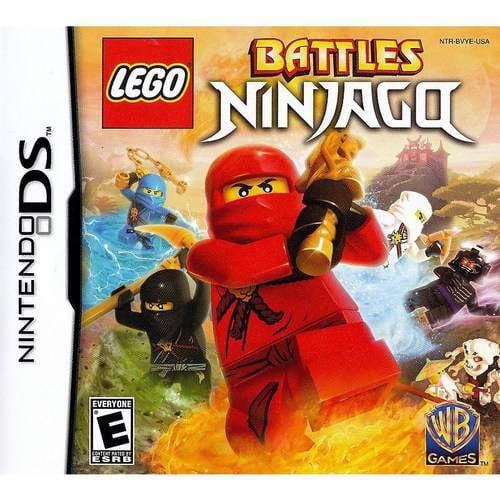 Lego Battles Ninjago (DS) - Pre-Owned