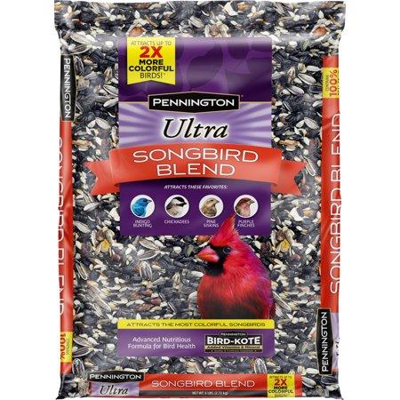 Pennington Ultra Songbird Blend Wild Bird Feed, 6 lbs