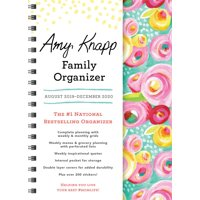2020 Amy Knapp's Family Organizer: August 2019-December 2020 (Other)