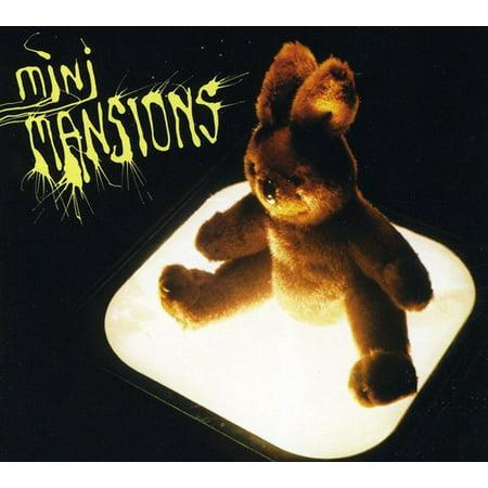 Mini Mansions (CD) (Digi-Pak) (Marshall Mini Mansion)