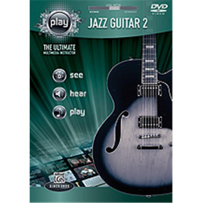 Alfred 00-34201 PLAY- Jazz Guitar 2 - Music Book