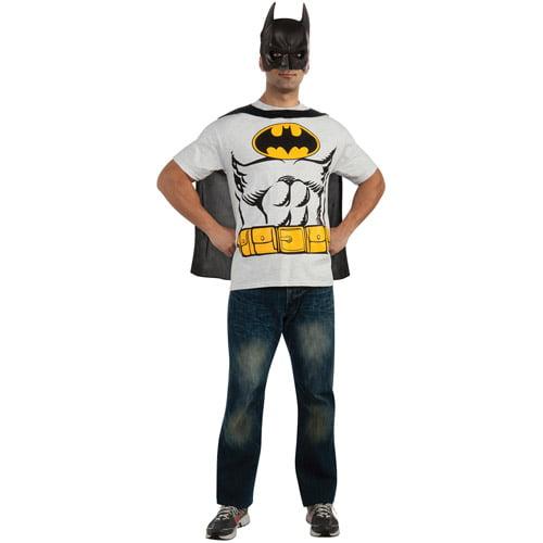 Batman Adult Halloween Shirt Costume
