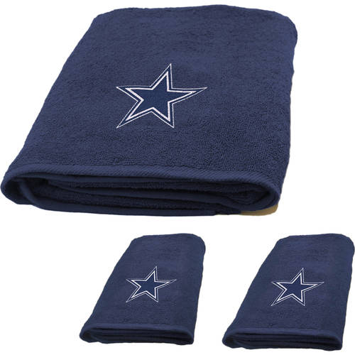 Top NFL 3 Peice Towel Set - Includes Cowboys, Patriots, Seahawks and more