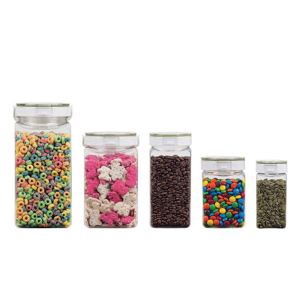 Freshlok by Takeya Airtight Dry Food Storage Containers 5 piece