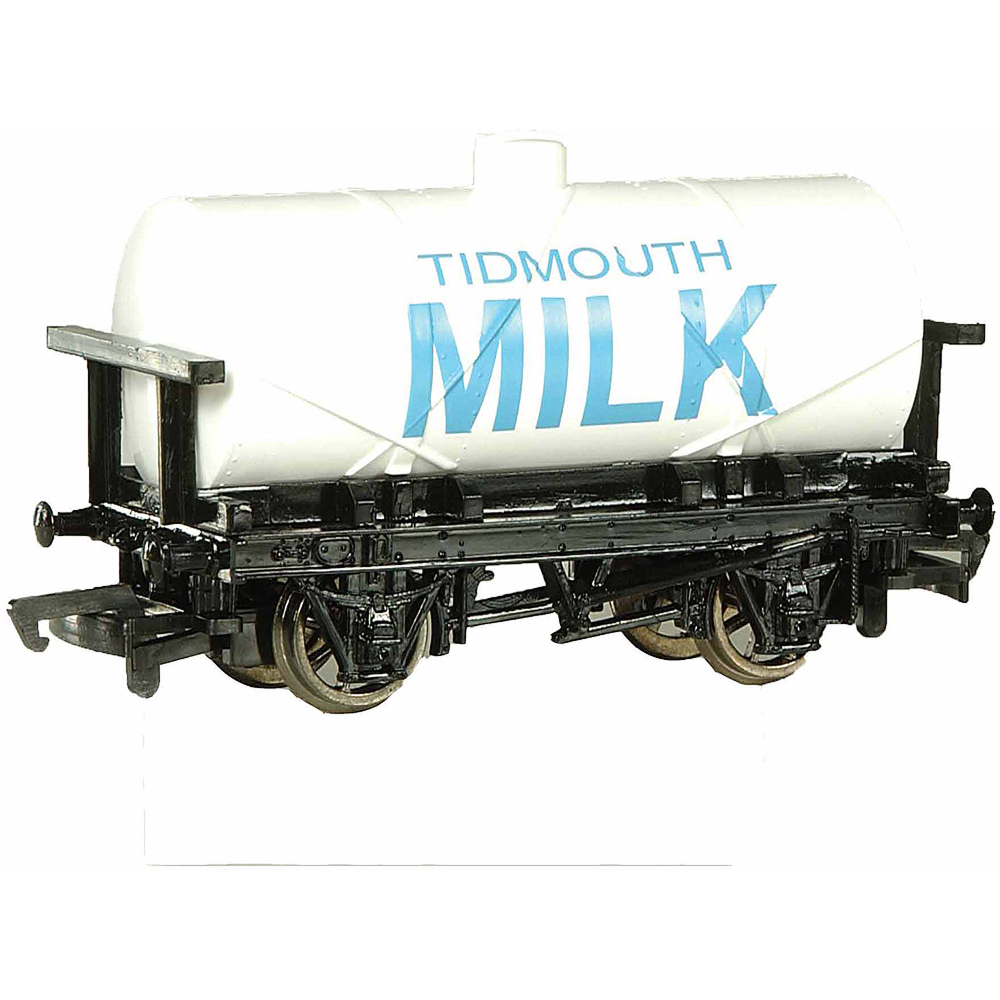 Bachmann Trains Thomas and Friends Tidmouth Milk Tank, HO Scale Train by Bachmann