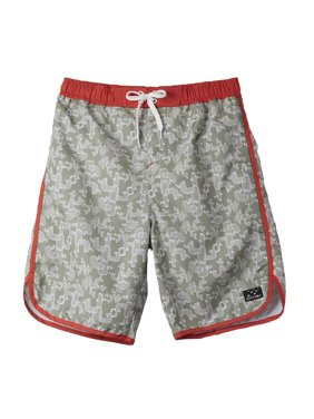d869c8bb97 Product Image Cactus Print Swim Trunk (Big Boys)
