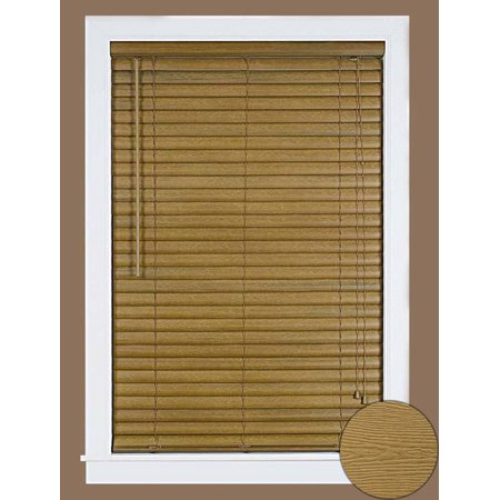 Mini Window Blinds 2 Vinyl Plantation Blind Embossed