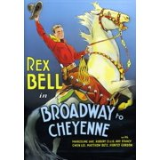 Broadway to Cheyenne by ALPHA VIDEO DISTRIBUTORS