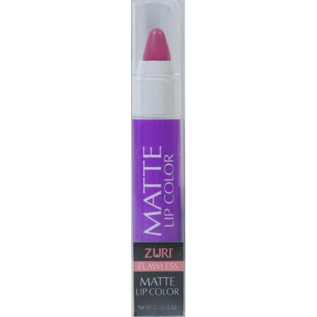 Zuri Flawless Chubby Matte Lip Color Brushed -