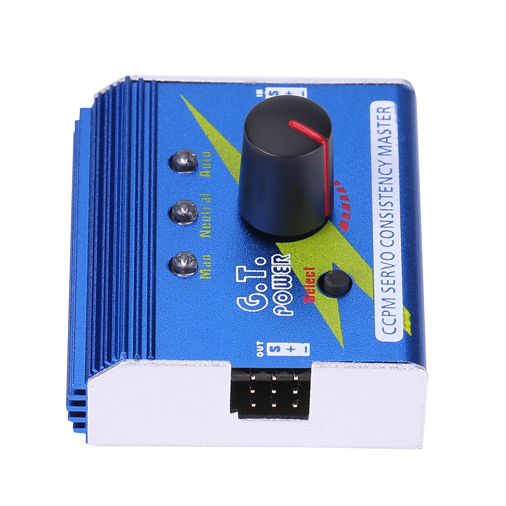 Motor Servo Tester Electronic Speed Controller Checker For RC Plane Car Boat }
