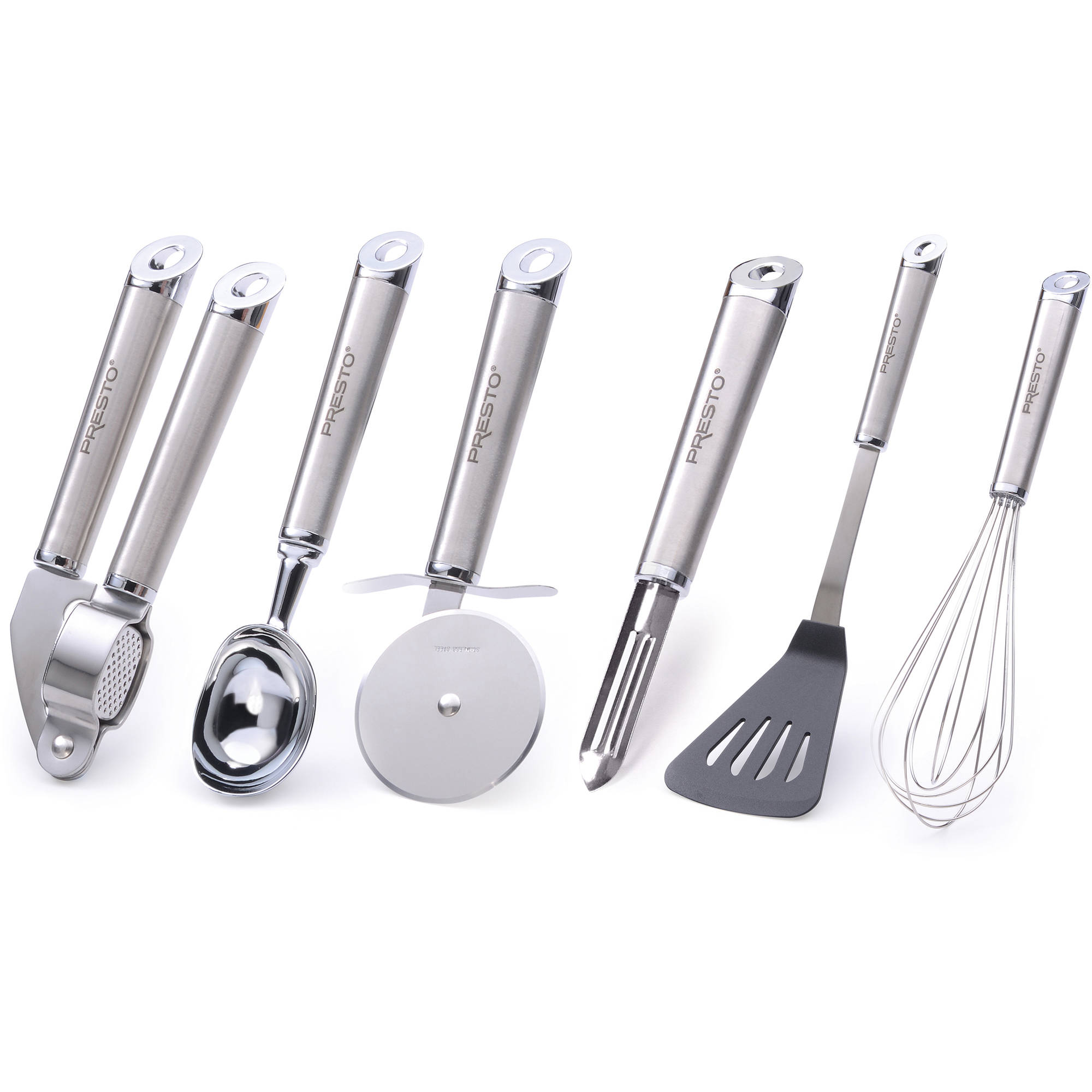 Presto 6-Piece Stainless Steel Gadget Set