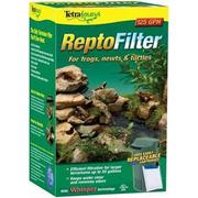 TetraFauna ReptoFilter 50 G, Terrarium Filtration, Keeps Water Clear