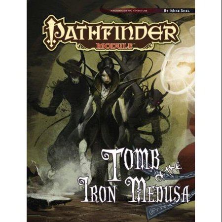 PATHFINDER MODULE TOMB IRON MEDUSA (C: 0-1-2)