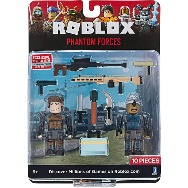 Roblox Game Packs Phantom Forces W6 Walmart Com Walmart Com
