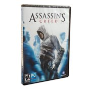 Assassin's Creed (original PC Game) Plan your attack, strike without mercy, and fight your way to escape