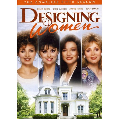 Designing Women: The Complete Fifth Season (Full Frame)