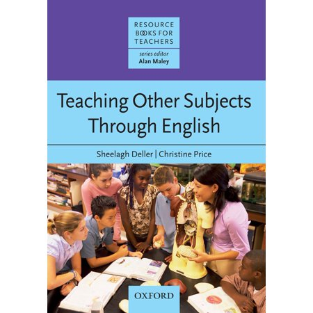 Teaching Other Subjects Through English - Resource Books for Teachers - eBook](Resources For English Teachers Halloween)