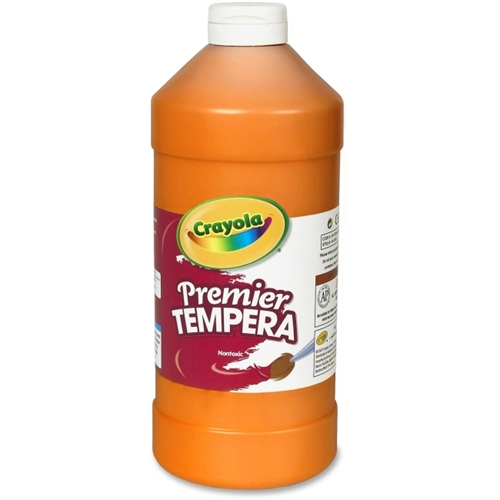Crayola Premier Tempera Paint, 32 oz, Available in Multiple Colors